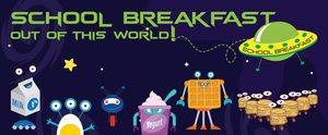 National School Breakfast Week March 2- March 6