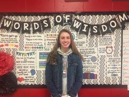 January Student of the Month- Kennedy Meloy