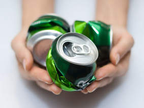 Aluminum Can Drive Aluminum Can Drive   -  Saturday, May 4th 10 AM-Noon  in the East parking lot.