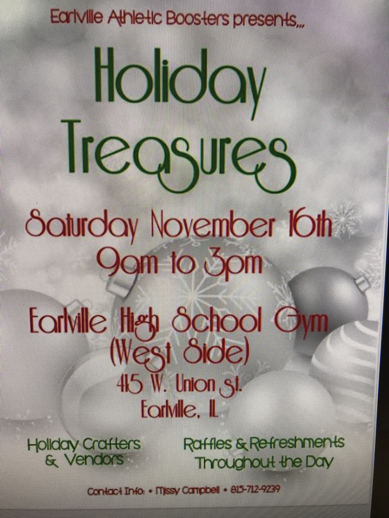 Holiday Treasures 11/16